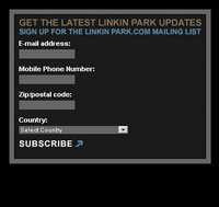 Linkin Park Archive